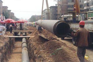 聚氨酯保温钢管施工