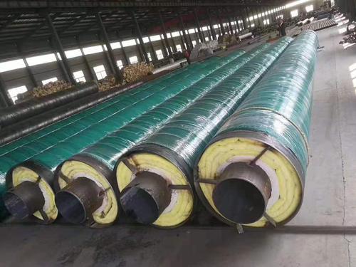 钢套钢保温钢管库存